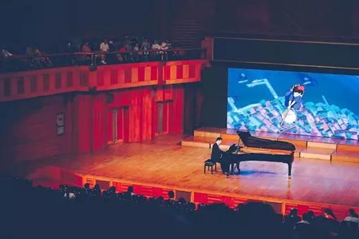 上海星山智子久石让作品演奏会