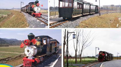 图8:小火车
