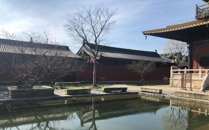 上海广富林文化遗址