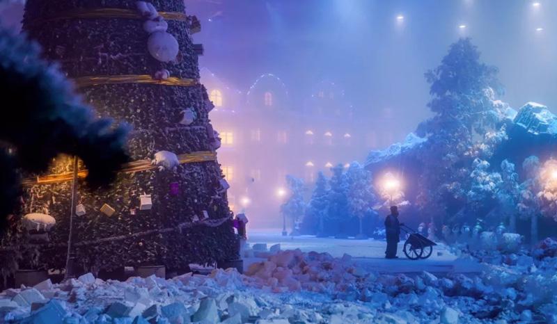 无锡融创雪世界