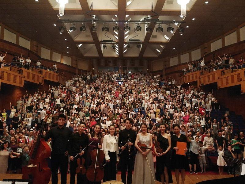 武汉卡农音乐会门票