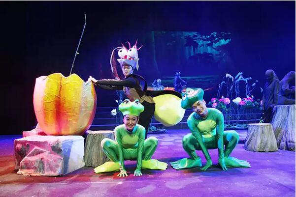 《青蛙王子》郑州演出门票
