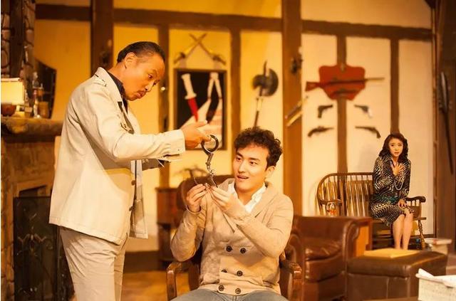 百老汇悬疑惊悚喜剧《死亡陷阱》上海站