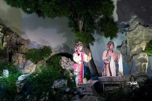 《游园惊梦》苏州演出门票
