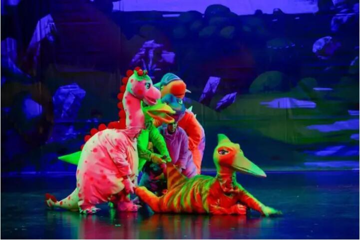 《侏罗纪公园我不是霸王龙》北京演出门票