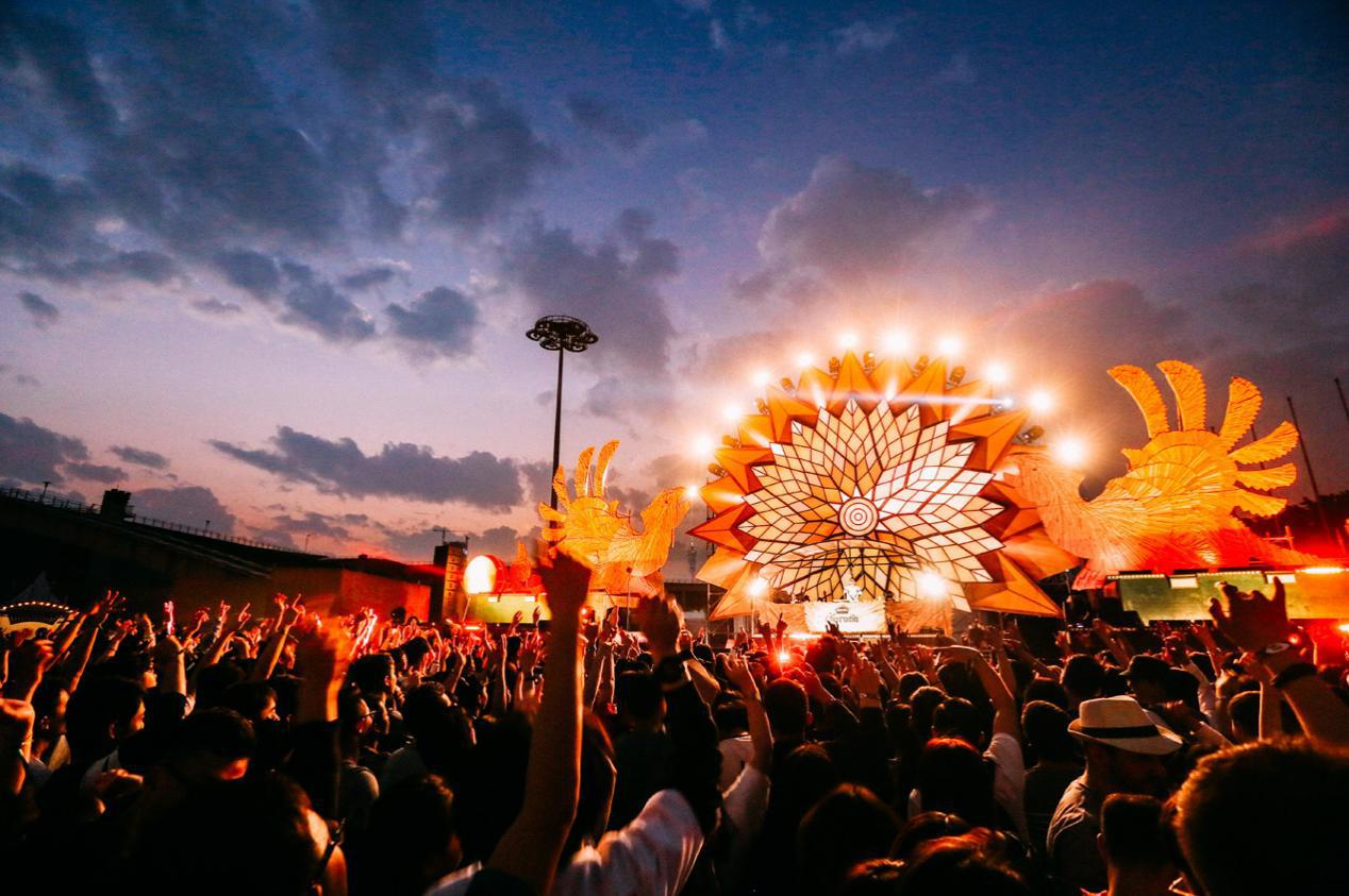2021中卫飞猪大漠赫兹音乐节时间、阵容、门票